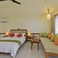Отель Paradise Island Resort & Spa 4* Улучшенное бунгало с различными типами кроватей фото 2