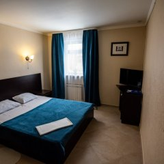 Гостиница Дюма Стандартный номер с двуспальной кроватью