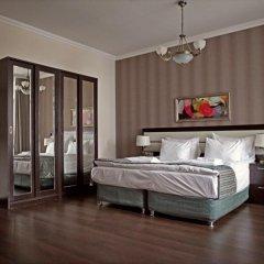 Апартаменты Горки Город Апартаменты комната для гостей фото 5