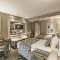 Отель Titanic Beach Lara - All Inclusive комната для гостей фото 8
