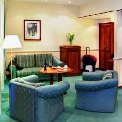Adria Hotel Prague 5* Люкс
