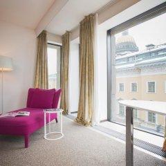 Гостиница So Sofitel St Petersburg 5* Номер SO Lofty с различными типами кроватей