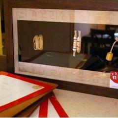 Отель Namsan Hotel Praha Чехия, Прага - отзывы, цены и фото номеров - забронировать отель Namsan Hotel Praha онлайн интерьер отеля фото 2