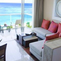 Отель Grand Fiesta Americana Coral Beach Cancun 5* Полулюкс Ocean front с различными типами кроватей
