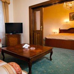 Lazensky hotel Moskevsky dvur комната для гостей фото 3