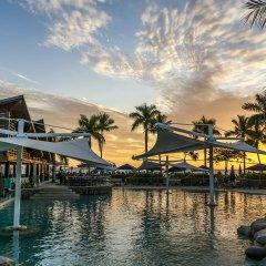 Отель Radisson Resort Вити-Леву бассейн фото 4
