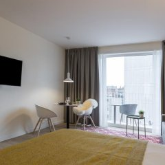 Отель PREMIER SUITES PLUS Antwerp 3* Пентхаус студия с различными типами кроватей фото 3