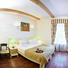 Бутик-Отель Росси 4* Стандартный номер разные типы кроватей фото 4