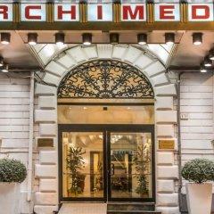 Отель Archimede вид на фасад фото 2