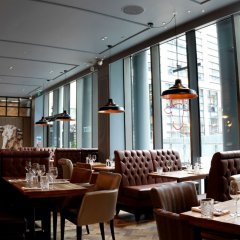 DoubleTree by Hilton Hotel Manchester - Piccadilly питание