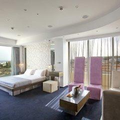 Capo Bay Hotel Протарас комната для гостей