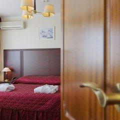 Гостиница Салют 4* Люкс с двуспальной кроватью фото 4