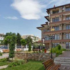Отель Rich 3 Болгария, Равда - отзывы, цены и фото номеров - забронировать отель Rich 3 онлайн вид на фасад фото 2
