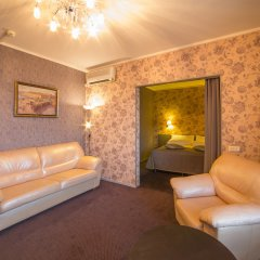 Гостиница Москва 4* Люкс с различными типами кроватей фото 9