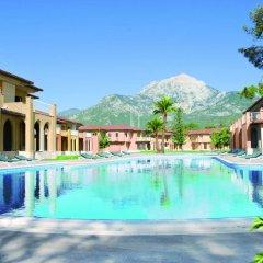 Gural Premier Tekirova Турция, Кемер - 1 отзыв об отеле, цены и фото номеров - забронировать отель Gural Premier Tekirova онлайн бассейн фото 4