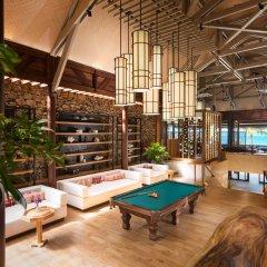 Отель Conrad Bora Bora Nui детские мероприятия
