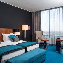 Рэдиссон Блу Шереметьево (Radisson Blu Sheremetyevo Hotel) 5* Номер Премиум с различными типами кроватей