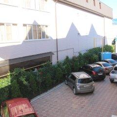 Гостиница Астон парковка фото 3