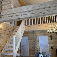 База Отдыха Forrest Lodge Karelia Улучшенный шале с разными типами кроватей фото 19