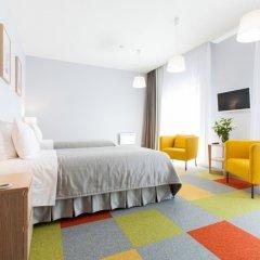 Гостиница Ракурс Стандартный номер с 2 отдельными кроватями фото 2