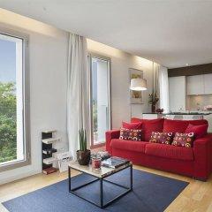 Апартаменты Mistral City Pool Apartments комната для гостей фото 4