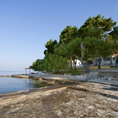 Отель Village Laguna Galijot пляж