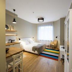 Апартаменты Riga Lux Apartments - Skolas Апартаменты с различными типами кроватей фото 13