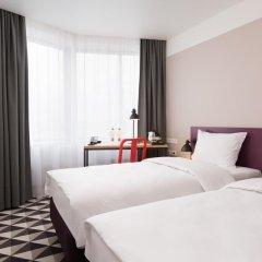 AZIMUT Отель Смоленская Москва 4* Номер SMART Superior с 2 отдельными кроватями фото 2