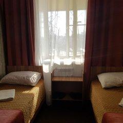 Хостел Хабаровск B&B Кровать в общем номере с двухъярусной кроватью фото 9