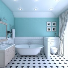 Гостиница Villa Capri в Щёлкино отзывы, цены и фото номеров - забронировать гостиницу Villa Capri онлайн ванная