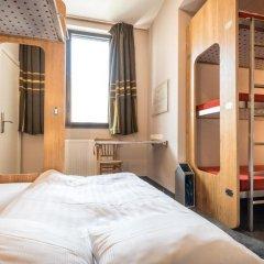 Train Hostel Кровать в общем номере фото 4