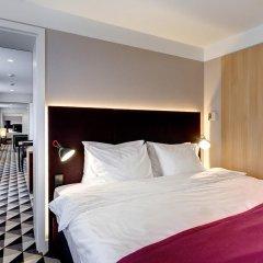 Азимут Отель Уфа комната для гостей фото 3
