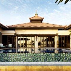 Отель Anantara The Palm Dubai Resort 5* Вилла с различными типами кроватей
