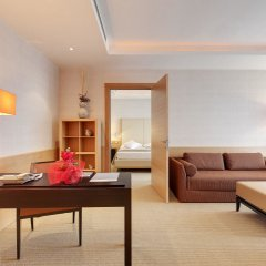 Отель Barceló Aran Mantegna 4* Президентский люкс с различными типами кроватей