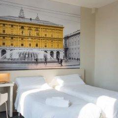 Отель Genova B&B Генуя в номере