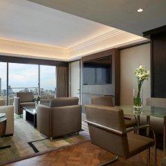 Отель Pan Pacific Singapore 5* Люкс Skyline с различными типами кроватей