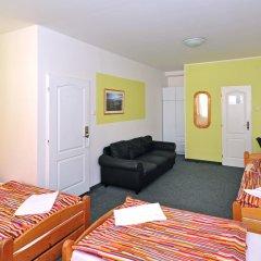 Отель Ritchies Hostel & Hotel Чехия, Прага - отзывы, цены и фото номеров - забронировать отель Ritchies Hostel & Hotel онлайн комната для гостей фото 2