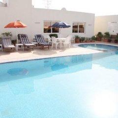 Отель Ramee Hotel Apartments ОАЭ, Дубай - отзывы, цены и фото номеров - забронировать отель Ramee Hotel Apartments онлайн бассейн фото 3