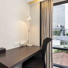 Отель Maitria Sukhumvit 18 Bangkok – A Chatrium Collection 4* Стандартный номер фото 4