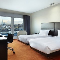Отель Park Plaza Westminster Bridge London 4* Улучшенный номер с 2 отдельными кроватями
