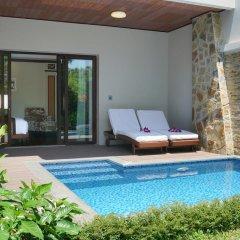 Отель Vinpearl Luxury Nha Trang 5* Вилла Beachfront с различными типами кроватей фото 4
