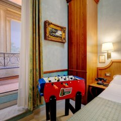 Hotel Amalfi 3* Стандартный семейный номер с различными типами кроватей фото 10