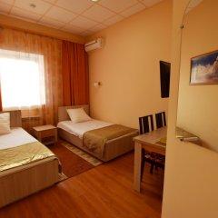 Гостиница Лагуна Спа Номер категории Эконом с различными типами кроватей фото 5