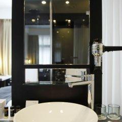 Отель Park Centraal Amsterdam 4* Улучшенный номер с различными типами кроватей фото 9