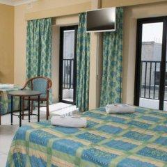 Отель Euroclub Hotel Мальта, Каура - 1 отзыв об отеле, цены и фото номеров - забронировать отель Euroclub Hotel онлайн комната для гостей фото 3