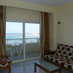 Magic Beach Hotel Hurghada комната для гостей фото 6