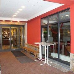 Отель Atlas City Hotel Германия, Мюнхен - 7 отзывов об отеле, цены и фото номеров - забронировать отель Atlas City Hotel онлайн вид на фасад фото 2