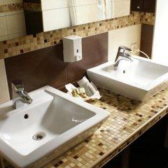 Гостиница Янина ванная фото 2