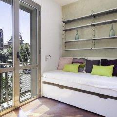 Отель BarcelonaForRent Eixample Suites Барселона комната для гостей фото 12