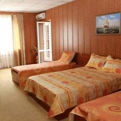 Hotel on Rybatskiy lane комната для гостей фото 5
